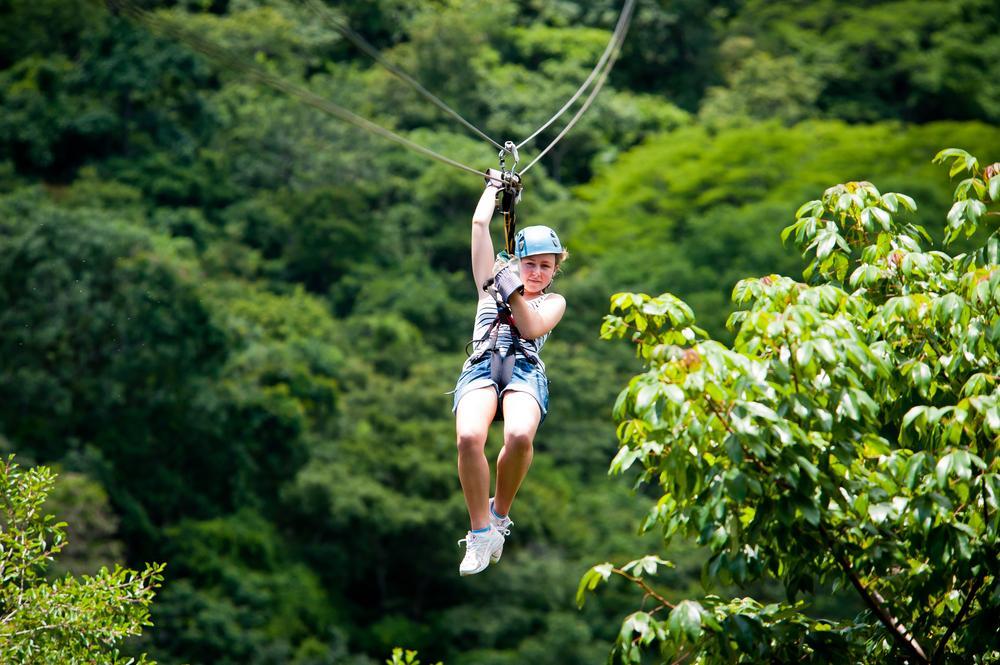 Costa Rica Zip Wire