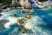 Mountain River Rafting
