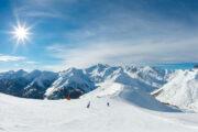 Ski route